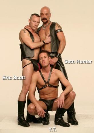 Eric Scott, Seth Hunter y Y.T