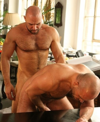 More thick dick pounding from Axel Ryder.