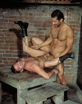 Miguel pounding Sean's tight hole