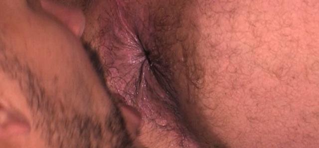 El culo rosado de Matthieu