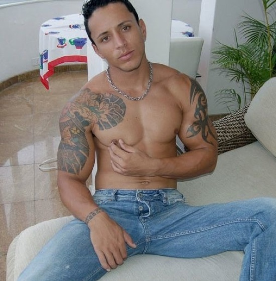 hot latin stud rocco