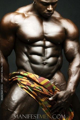 The perfect bodybuilder body title=