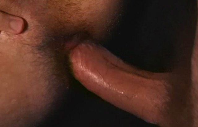 Raw cock fucking tight young ass