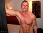 Hot, muscular, bareback slut Jan Losch