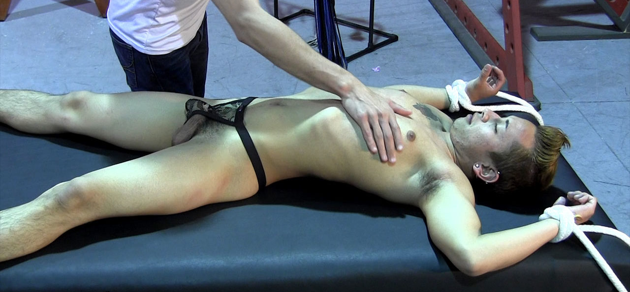 Whiskey (Bad Boy Bondage) – BDSM sub