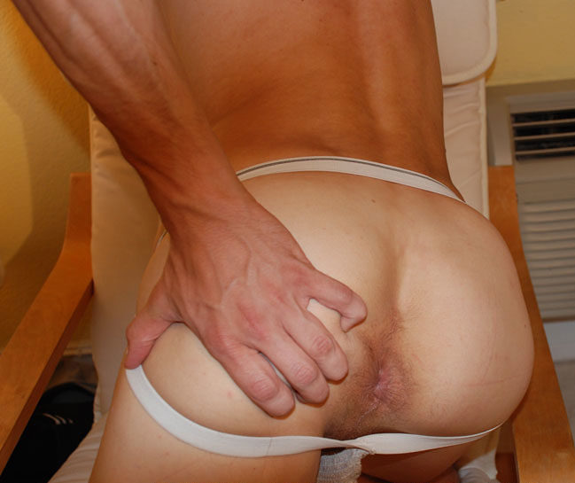 Ass pic of Jason Denver