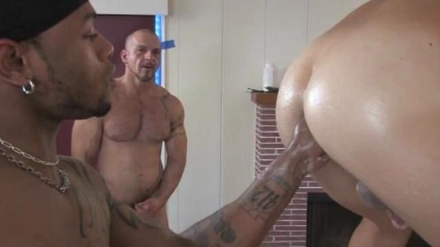 gay plumber london
