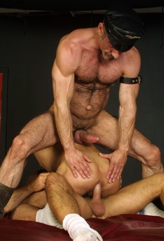 Gay daddy hot porn