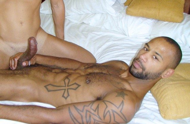 Kory Kong's hard cock dripping with spunk