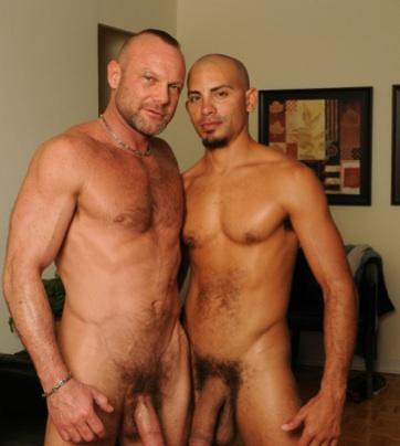 Big dicked studs Chad Brock and Antonio Biaggi