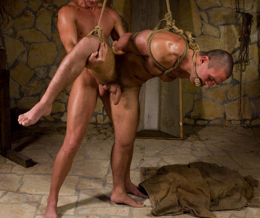 Rod Stevens – bottoming