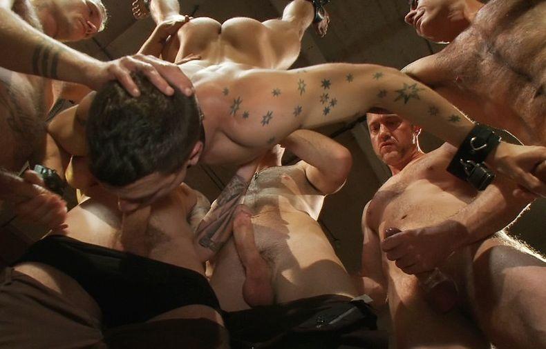 Slaves Fucking Huge Dicks In Bdsm Orgy