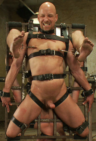 Chad Rock – BDSM sub
