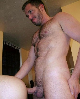 Maxime Fuuq smirks as he plows a smooth bottom