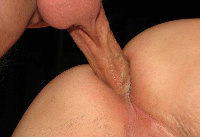 Thick raw dick bare fucking tight hole