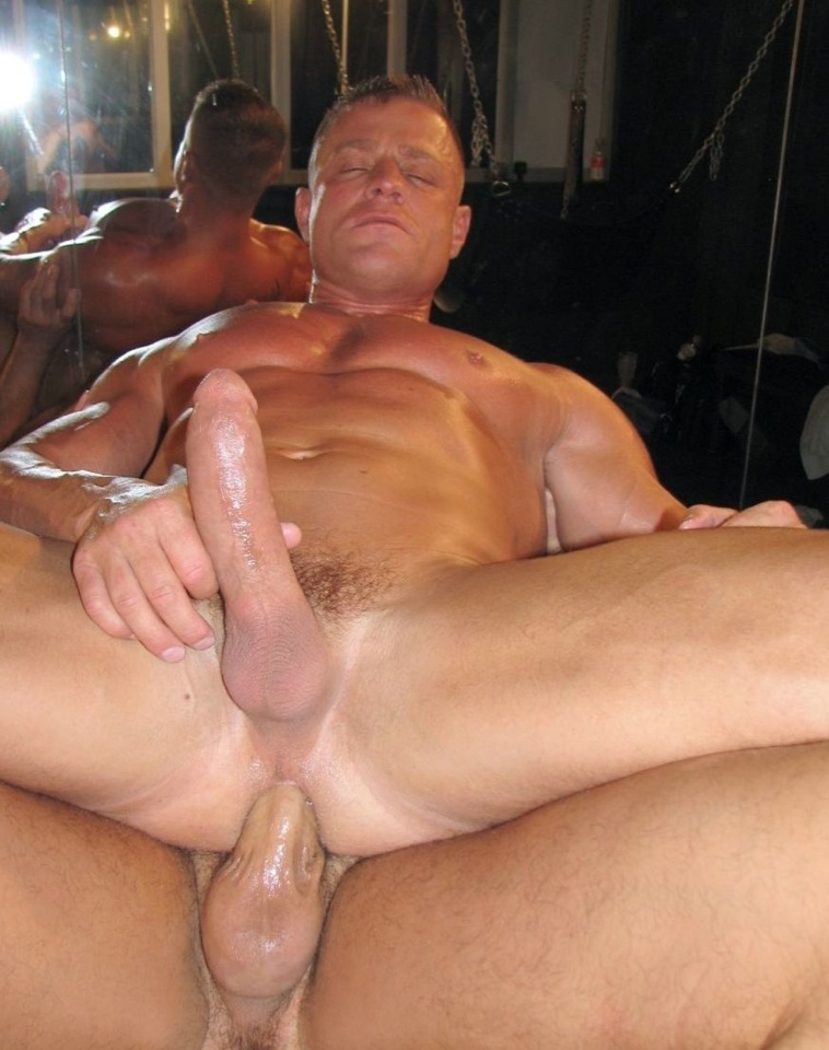Tyler Reed\'s raw coc burried deep in Austin Martins fuck hole