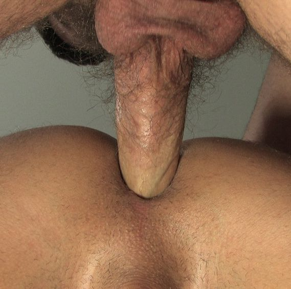 Thick cock pounding smooth muscle boy hole