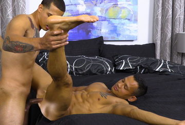 Basil (ChaosMen) – Bottoming