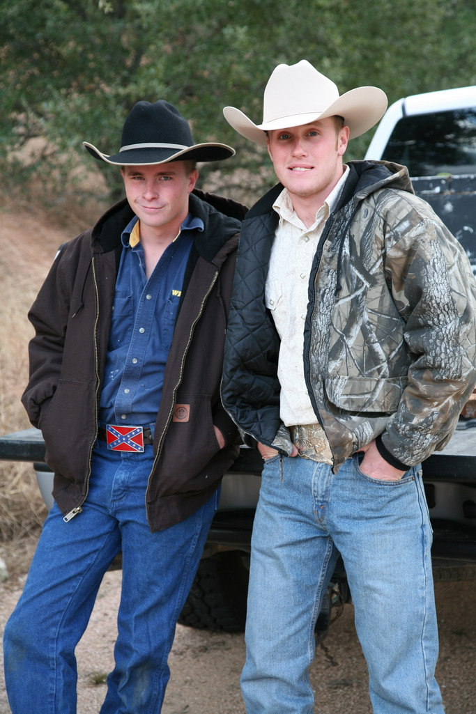 'Straight' Cowboy Roomates