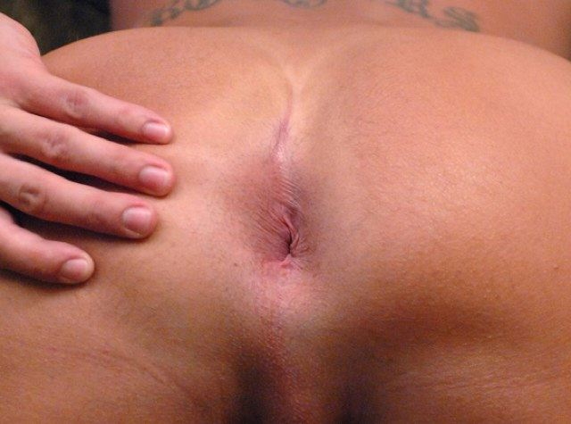 Rod Daily's tight, smooth jock hole.