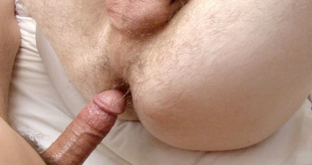 Wet raw dick ready to fuck a tight hairy ass