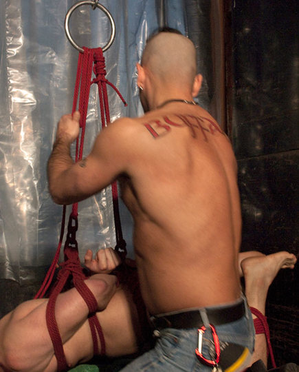 Tony Buff – BDSM dom