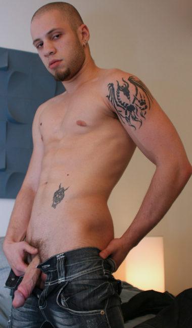 Wolf gay body