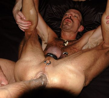 CJ Michaels – Fisting bottom