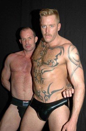 Bill Marlow and Dax Reed ready to get nasty