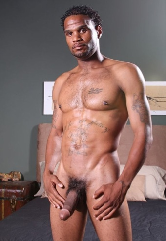 Mike Shawn and his monster cock