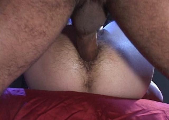 Jayson Park's hairy ass plowed bareback