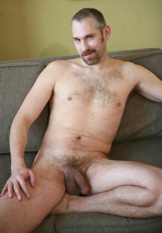 hairy older men