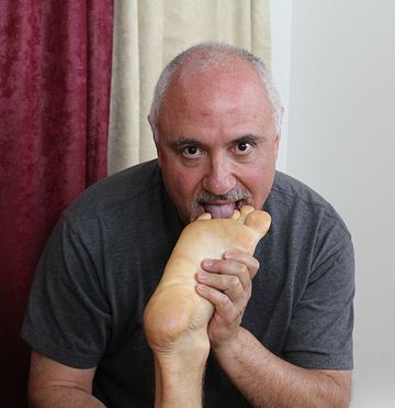 Jake Cruise – Foot fetish