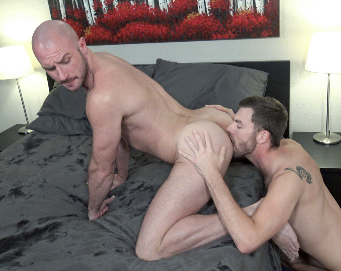 Greg Riley – getting rimmed