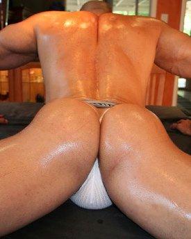 Primo bodybuilder ass