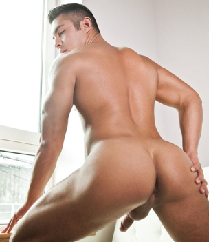 Seth Treston's wonderful, round bubble butt