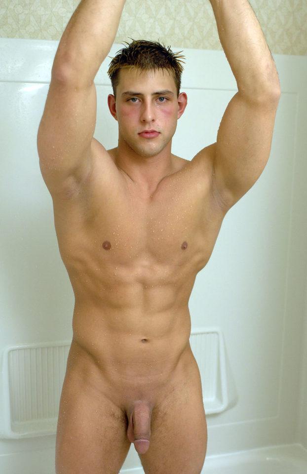College jock nude