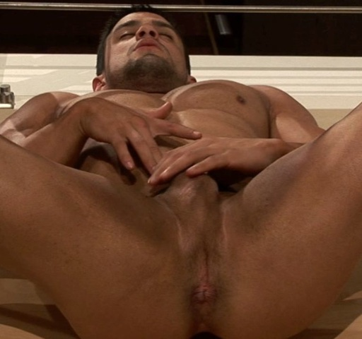 Hot hairy gay male strippers after the slim 9