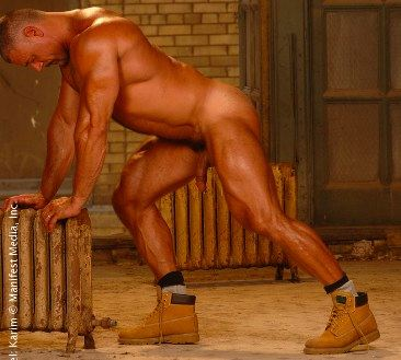 WOOF - Muscle and masculinity