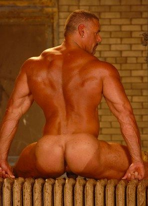 Fuckable muscle butt on body builder Karim