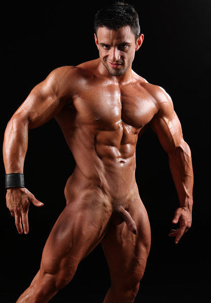 Alejandro de la Guardia – Body muscles front
