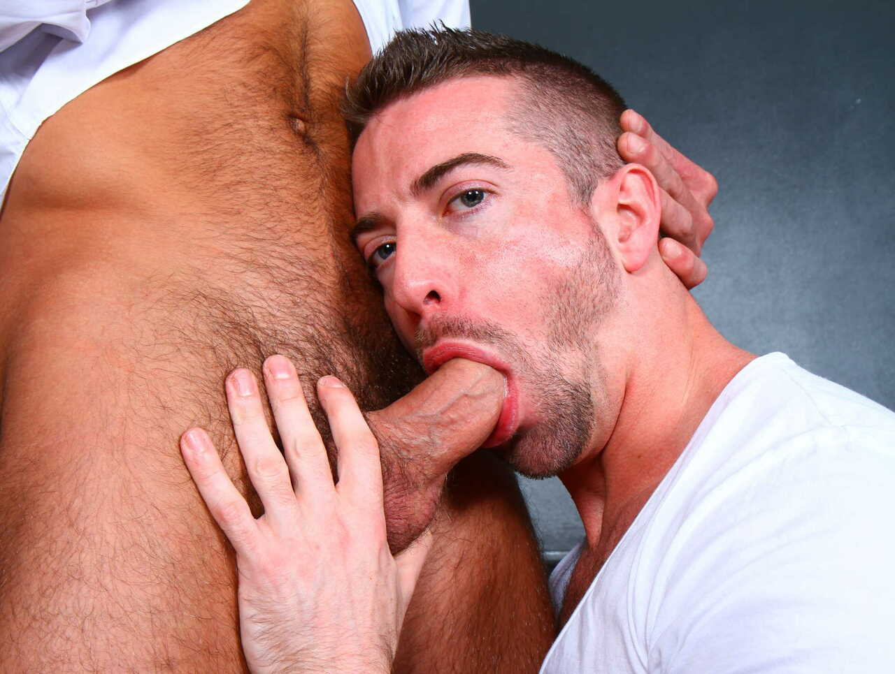 Scott Hunter – sucking