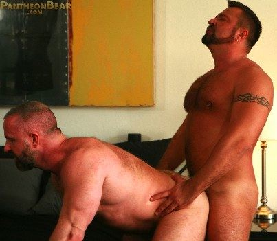 Rik Kappus gets his ass plowed by Marc Angelo