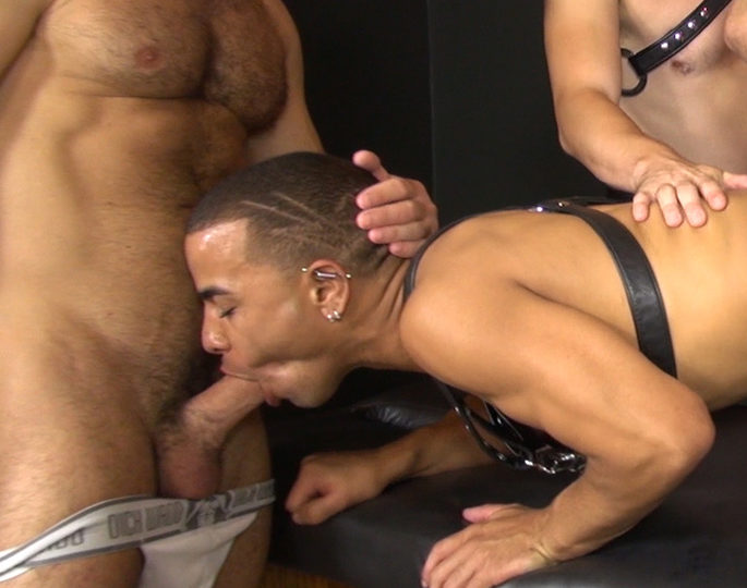 Trelino (Dick Wadd) – sucking