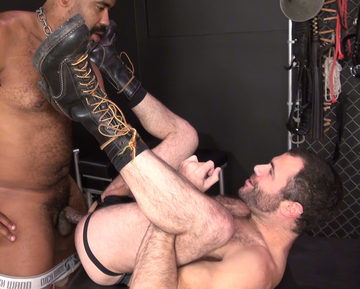 Dusty Williams – Bottoming