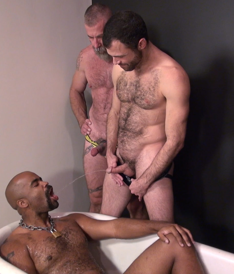 Dusty Williams – piss top