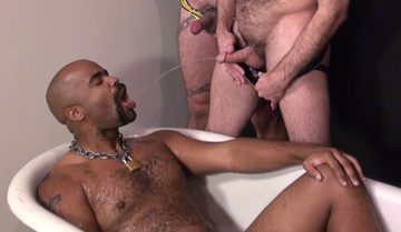 Kid Satyr – piss bottom