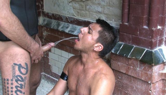 Slut hung by neck