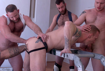 Mason Garet – Fisting bottom