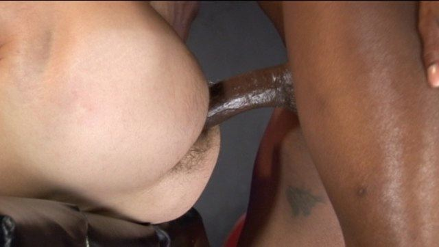 Champs massive Black cock raw fucking Jayson Park